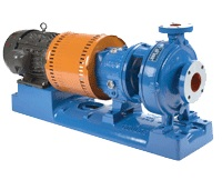 Goulds 3196 <i>i</i>-FRAME Process Centrifugal Pump