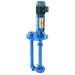 Goulds API 3171 API 610 Compliant VS4 Vertical Sump Pumps