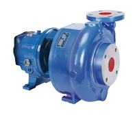 Goulds CV 3196 <i>i</i>-FRAME Non-Clog Process Pumps