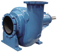 Goulds CW Pumps for Abrasive Slurries