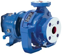 Goulds HT 3196 <i>i</i>-FRAME High-Temperature Process Pumps