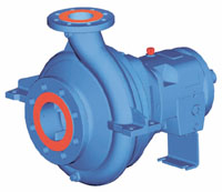 Goulds ICP High Pressure / High Temp Chemical Process Pump